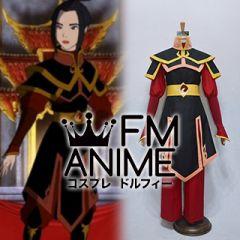 Avatar: The Last Airbender Azula Cosplay Costume