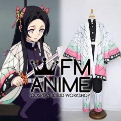 Demon Slayer: Kimetsu no Yaiba Kochou Kanae Military Uniform Kimono Cosplay Costume