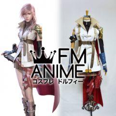Final Fantasy XIII Lightning Cosplay Costume