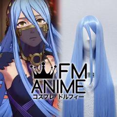 Fire Emblem Fates Azura Cosplay Wig (Nohr Version & Hoshido Version)