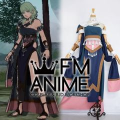 Fire Emblem: Three Houses Female Byleth Dancer Class Cosplay Costume