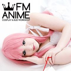 Vocaloid Megurine Luka Just Be Friends White Dress Cosplay Costume