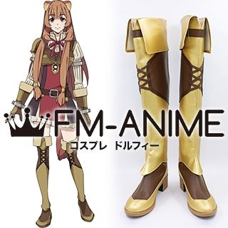 The Rising of the Shield Hero Raphtalia Cosplay Shoes Boots