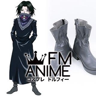 Hunter × Hunter Feitan Cosplay Shoes Boots