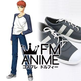 Fate/stay night Shirou Emiya Cosplay Shoes