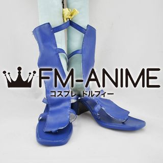 One Piece Nami Blue Cosplay Shoes