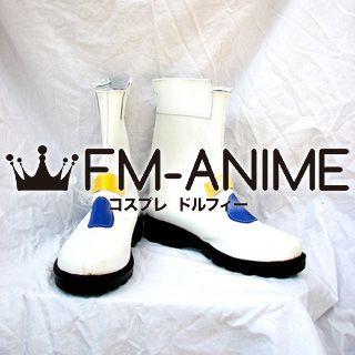 Magical Girl Lyrical Nanoha Nanoha Takamachi Cosplay Shoes Boots