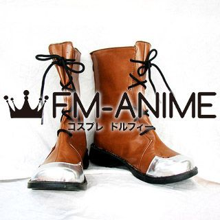 Genesis of Aquarion Apollo Cosplay Shoes Boots