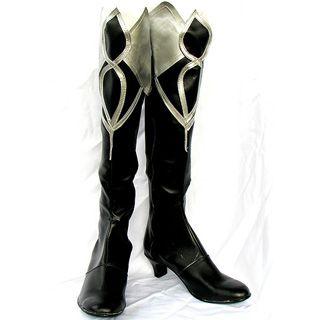 Granado Espada Female Musketeer Cosplay Shoes Boots