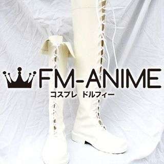 Shining Wind Clalaclan Philias Cosplay Shoes Boots