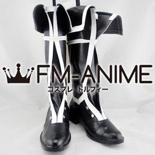 Togainu no Chi Gunji Cosplay Shoes Boots