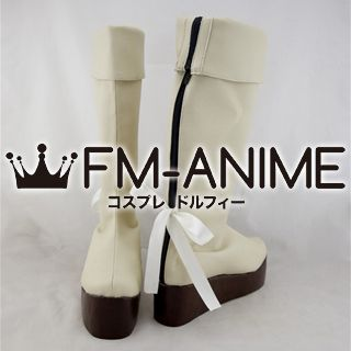 Macross Frontier Sheryl Nome Cosplay Shoes Boots
