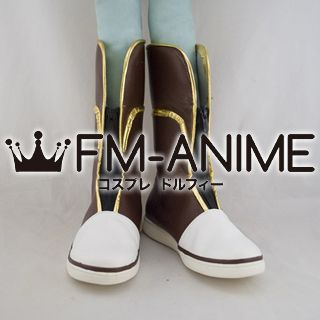 Ragnarok Online High Wizard (Female) Cosplay Shoes Boots