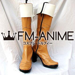 Lamento Konoe Cosplay Shoes Boots