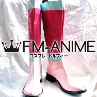 Mega Man Alice Cosplay Shoes Boots