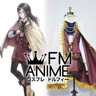 Atelier Rorona: The Alchemist of Arland Astrid Zexis Cosplay Costume