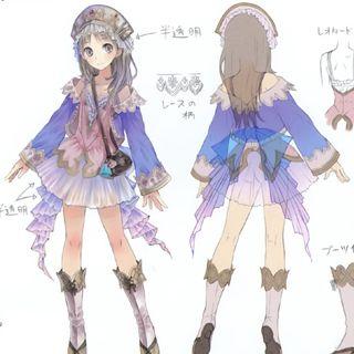 Atelier Totori: The Adventurer of Arland Totooria Helmold Cosplay Costume
