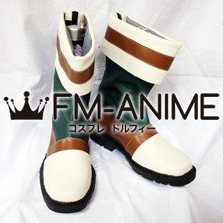 Ys vs. Sora no Kiseki: Alternative Saga Cassius Bright Cosplay Shoes Boots