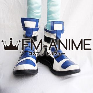Yu-Gi-Oh! 5D's Leo / Lua Cosplay Shoes Boots