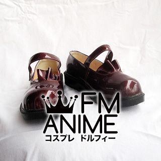 Okami-san Himeno Shirayuki Cosplay Shoes