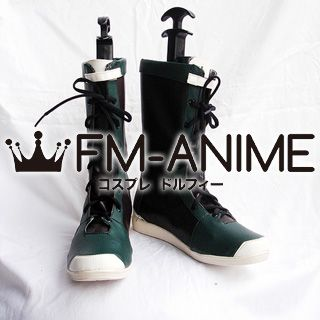 The King of Fighters Leona Cosplay Shoes Boots
