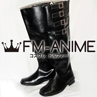 Devil May Cry 2 Dante Cosplay Shoes Boots