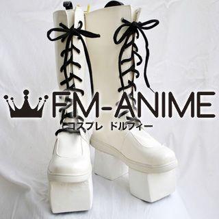 Vocaloid Megurine Luka Senbonzakura Cosplay Shoes Boots