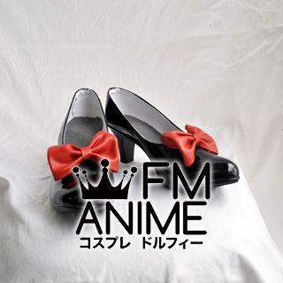 Touhou Project Keine Kamishirasawa Cosplay Shoes