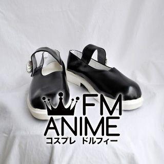 Vocaloid Hatsune Miku Karakuri Pierrot Cosplay Shoes