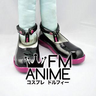 Vocaloid Yuzuki Yukari Cosplay Shoes