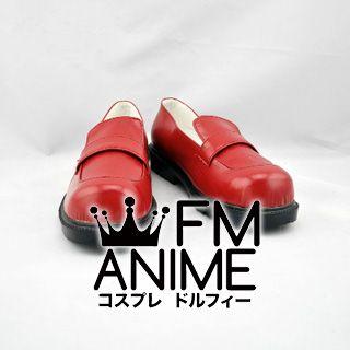 Future Diary Minene Uryu Cosplay Shoes