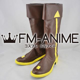 Vocaloid Kaito (Female) Cosplay Shoes Boots