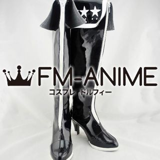 Black Rock Shooter Cosplay Shoes Boots