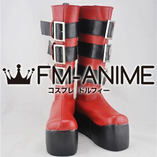 Togainu no Chi Rin Cosplay Shoes Boots