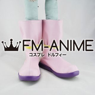 Vocaloid Hatsune Miku Project Diva Princess Cosplay Shoes Boots