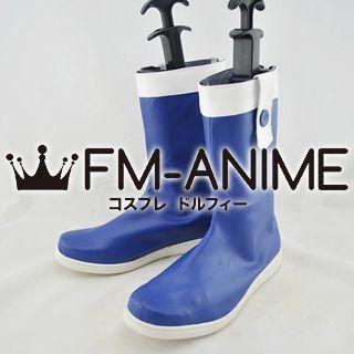 Yozakura Quartet Ao Nanami Cosplay Shoes Boots