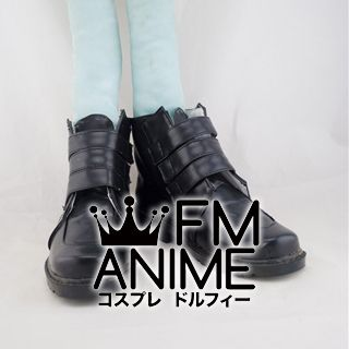 K Project (anime) Mikoto Suou Cosplay Shoes Boots