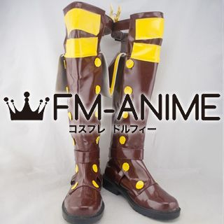 Ixion Saga DT KT Cosplay Shoes Boots