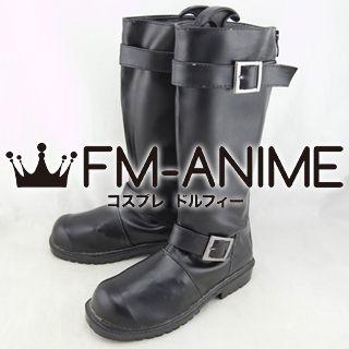 Hakkenden: Eight Dogs of the East Shino Inuzuka Cosplay Shoes Boots