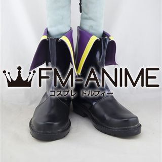 Vocaloid Kaito Cosplay Shoes Boots (Dojin Version)