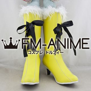 Pokemon Jolteon Personified Cosplay Shoes Boots