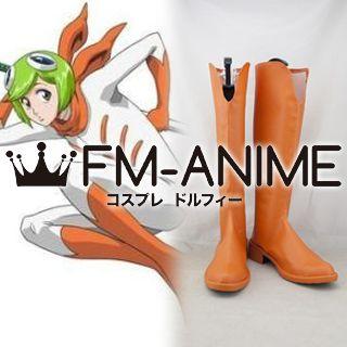 Bleach Mashiro Kuna Cosplay Shoes Boots