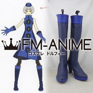 Shin Megami Tensei: Persona 3 Elizabeth Cosplay Shoes Boots