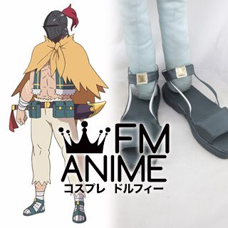 Re:ZERO -Starting Life in Another World- Aldebaran Cosplay Shoes