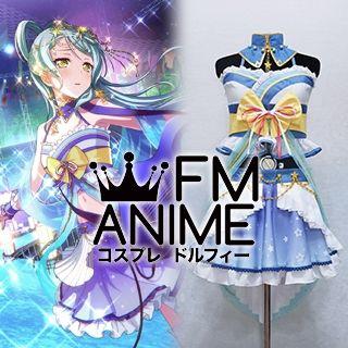 BanG Dream! Girls Band Party! Hikawa Sayo Tanabata Pair Cosplay Costume