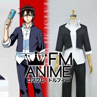 Beelzebub Oga Tatsumi Uniform Cosplay Costume