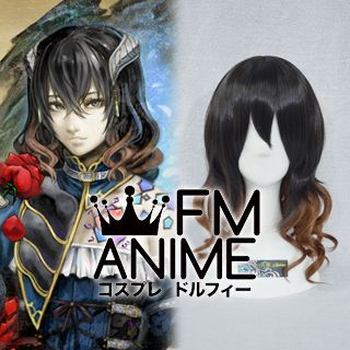 Bloodstained: Ritual of the Night (Castlevania series) Miriam Cosplay Wig