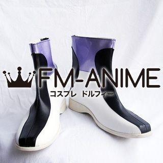 Mobile Suit Gundam 00 Tieria Erde Cosplay Shoes Boots