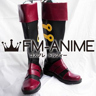 Gurren Lagann Simon Cosplay Shoes Boots