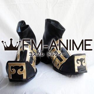 Dynasty Warriors 5 Cao Cao / Sou Sou Cosplay Shoes Boots
